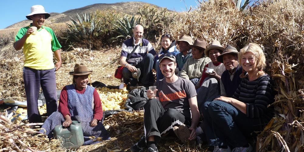 Cusco Maras adventure